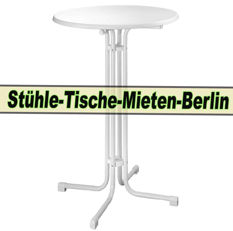 Stehtische mieten in Neustrelitz | Erento.at